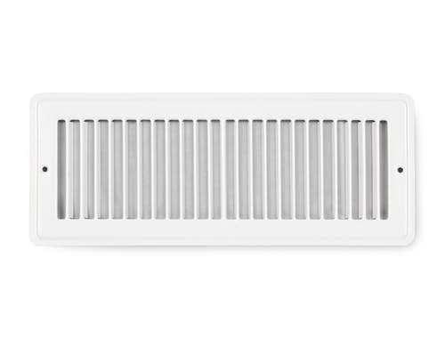 105 Series Louvered Toe Space Grille