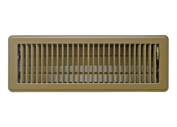 110 Series Floor Register