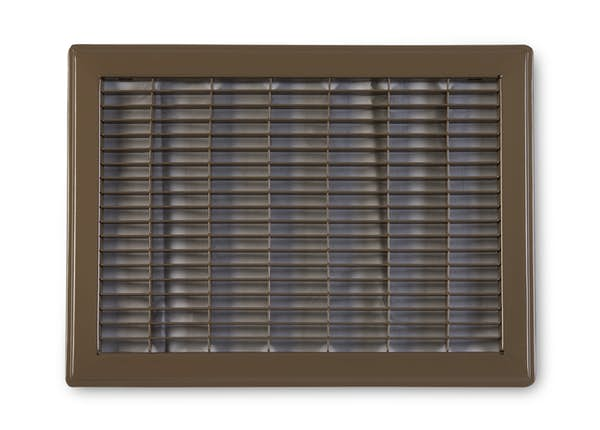 120 Series Floor Return Air Grille