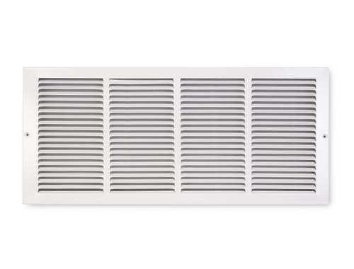 185 Series Baseboard Return Air Grille