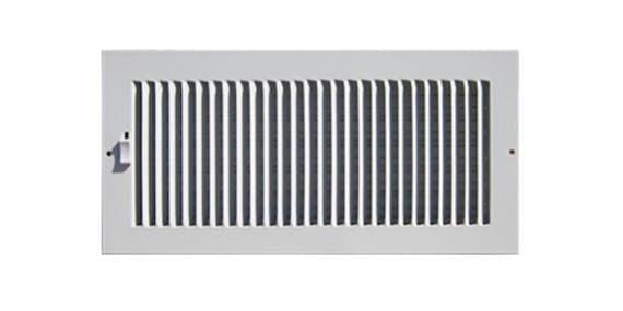 1-Way Air Flow Sidewall/Ceiling Registers