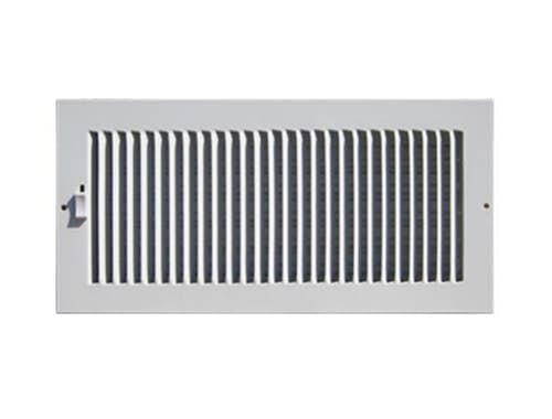 201 Series 1- Way Sidewall/Ceiling Register