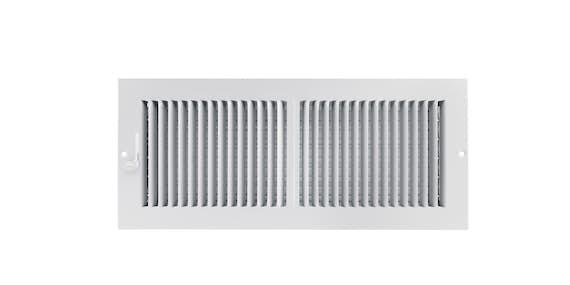 2-Way Air Flow SIdewall/Ceiling Registers