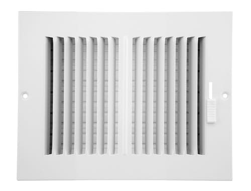 202 Series 2-Way Sidewall/Ceiling Register