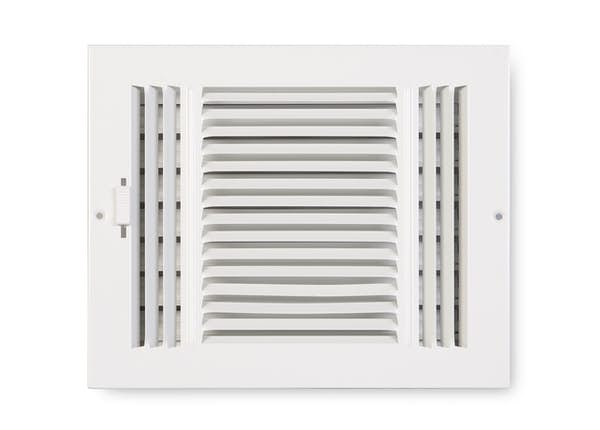 203 Series 3-Way Sidewall/Ceiling Register