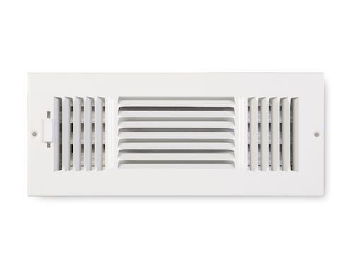 203 Series 3-Way Sidewall/Ceiling Register