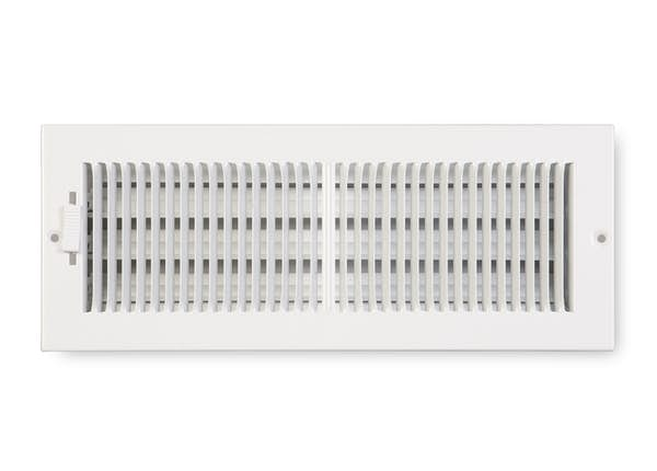222 Series 2-Way Sidewall/Ceiling Register