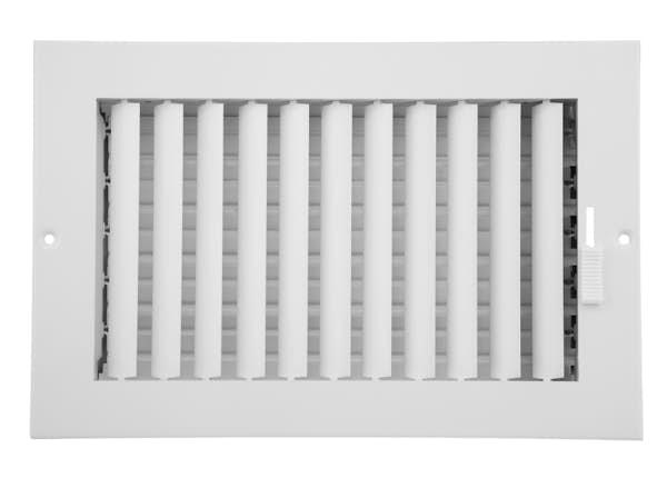 411 Series Vertical Single Supply Register