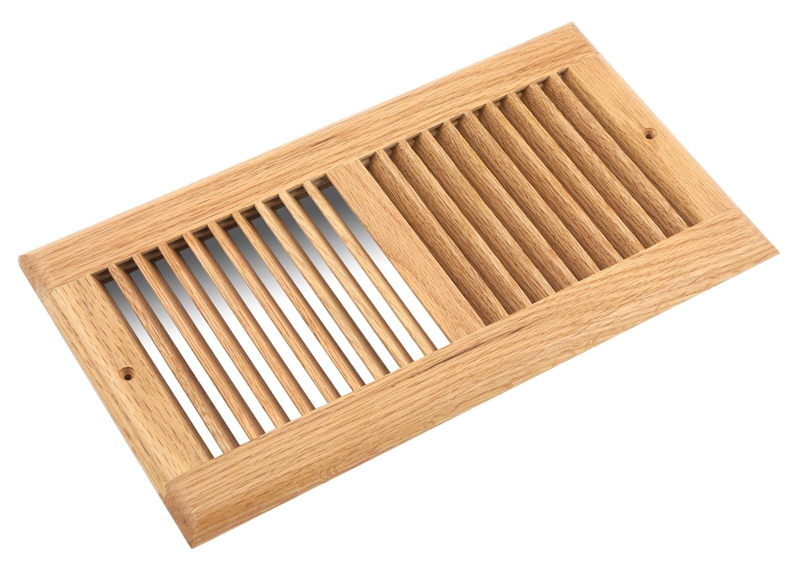 Oak Sidewall Ceiling Register Accord Ventilation