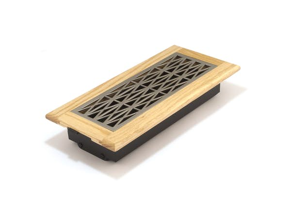 Trellis Floor Register