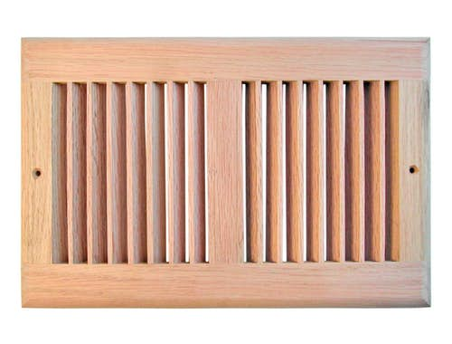 Oak Return Grille