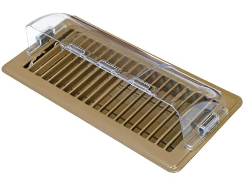 Standard Floor Register Deflector