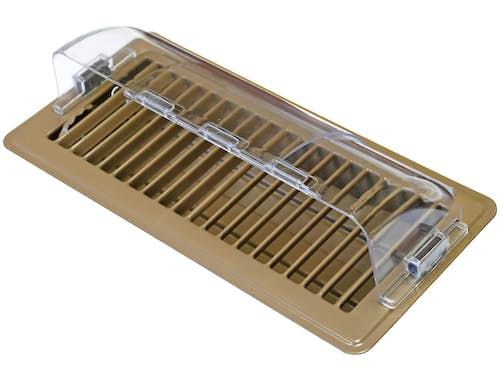 Standard Floor Register Deflector